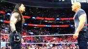 Скалата помага на Роман Рейнс да спечели Кралско Меле 2015