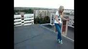Miss Smile amp Neurocock dnb dance routine