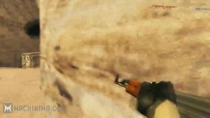 Counter-strike 1.6 Cs will never die