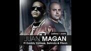Daddy Yankee Ft. Juan Magan,belinda & Pilson - Te Voy A Esperar