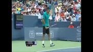 Roger Federer vs Novak Djokovic Cincinnati 2009 Final