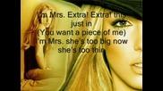 Britney Spears - Piece Of Me [tekst]