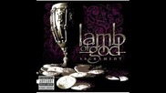 Lamb of God- Blacken the Cursed Sun