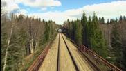 Пътешествие с влак през сезоните