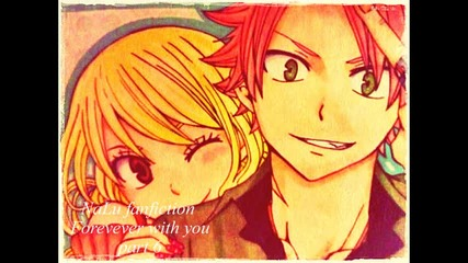 Nalu fanfiction - Forever with you {part 6}