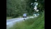 Ghost Rider & Turbo Ride-trailer