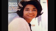 Nancy Wilson - The Shadow of Your Smile