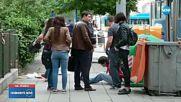 КЪРВАВ ИНЦИДЕНТ: Момче намушка с нож друго в центъра на София