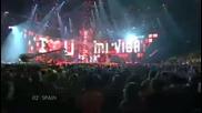 Испания - Dnash - I Love You Mi Vida - Евровизия 2007 - Финал - 20 място
