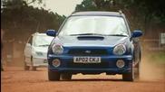 Top Gear в Африка...част 1