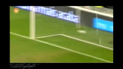 Portugal vs Bosnia Herzegovina 6-2 (euro 2012 Playoffs)full Highlights 15_11_11