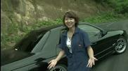 Дрифт - жена дрифтира Skyline r32