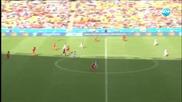 Белгия победи с 1:0 Русия