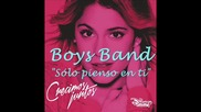 Boys band - Solo pienso en ti (cd Cresimos juntos) + Превод
