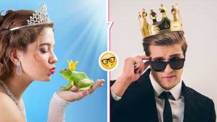 С колко жаби ще излезем преди да срещнем принца? Науката изчисли с точност!
