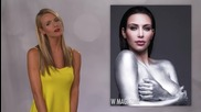 Kim Kardashian Ditches Makeup?