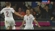 09.09.14 Чехия - Холандия 2:1 *квалификация за Европейско първенство 2016*