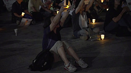 South Korea: Anti-Japanese protesters hold candlelight demo in Seoul