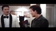 (16 +) Изненадващата поява на Джони Деп във * Внедрени в час *