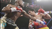 Floyd Mayweather Handily Out-punches Manny Pacquiao in 12 Rounds