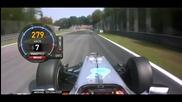 Шумахер изпреварва Кобаяши на Монца