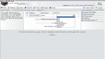 e107 - User module overview (е107 уроци)