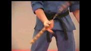 Rick Tew Nunchaku Wrist Roll Ninja Training