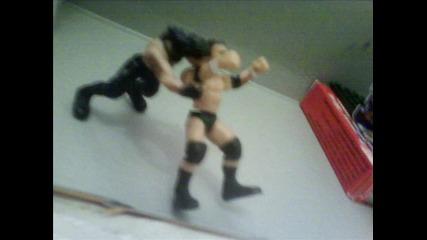Wwe Igra4ki - Randy Orton срещу Undertaker