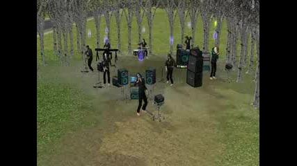 Slipknot Left Behind Sims