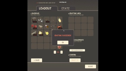 Tf2 crafting a hat