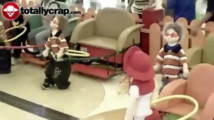 Детската експлоатация - чрез роботи