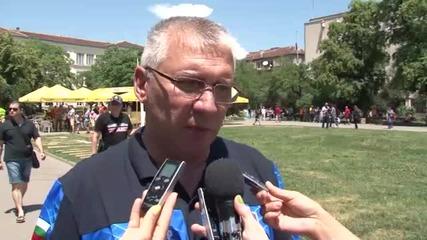 Протестиращите униформени поискаха оставката на вътрешния министър