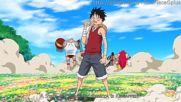 One Piece - 741 Preview Bg Sub