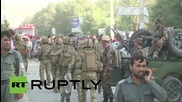 Afghanistan: 10 dead as suicide bomber strikes Kabul's diplomatic district
