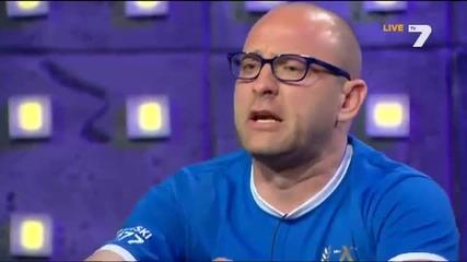 Тити Папазов с кауза за Левски - Карбовски Предаването 30.03.2014