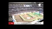 85 000 фенове посрещнаха Кристиано Роналдо на стадион Сантяго Бернабеу!