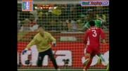 25.06.2010 Северна Корея - Кот Дивоар 0:3 Гол на Саломом Калу - Мондиал 2010 Юар