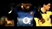 Легендата на Арсенал- Тиери Анри