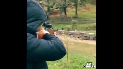 Точен до последният изстрел ?