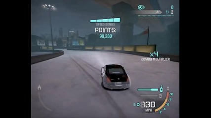 Need For Speed Carbon - Drift Show (2)