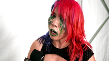 Asuka said what about her WrestleMania foe?: WWE.com Exclusive, March 30, 2020