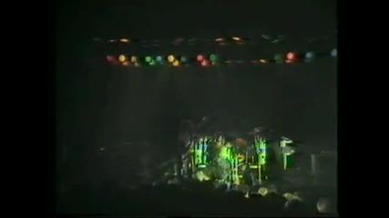 Accept Live at Solothurner Rockfestival part 5 1981