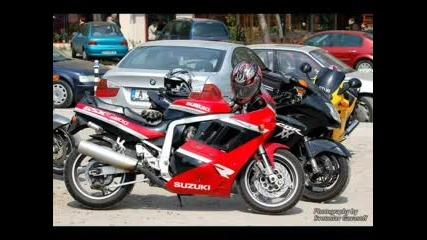 Suzuki Gsx - R 1100 Sound