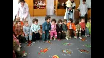 Коледа В Детската Градина