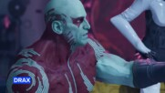 Marvel's Guardians of the Galaxy game is here