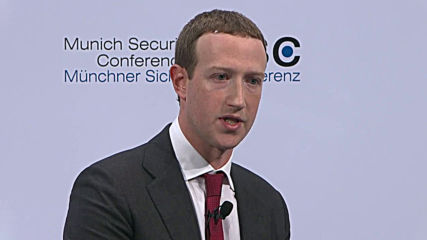 Germany: Facebook sees increasing election interference 'from domestic sources' - Zuckerberg