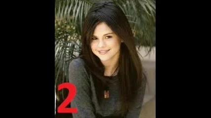 На коя снимка Selena Gomez е най-сладка