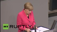 Germany: Merkel calls for US and Russian assistance in refugee crisis