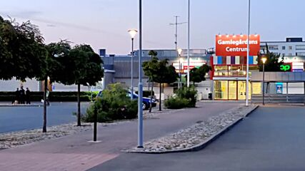 Sweden: Scene of crime cordoned off in Kristianstad following shooting