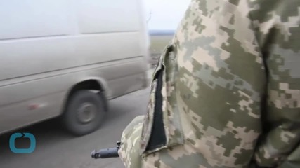 Bus Hits Land Mine in Eastern Ukraine, Leaving 4 People Dead, 11 Wounded